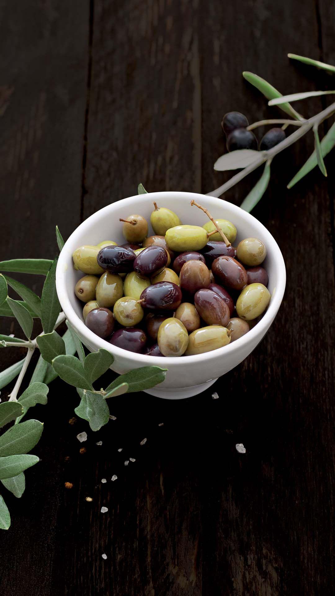 OT2 - 2 Olives Taggiasche En Saumure