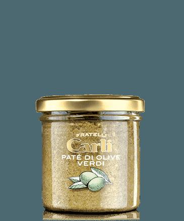 PV4 - 4 GlÄser Cr.Aus GrÜnen Oliven