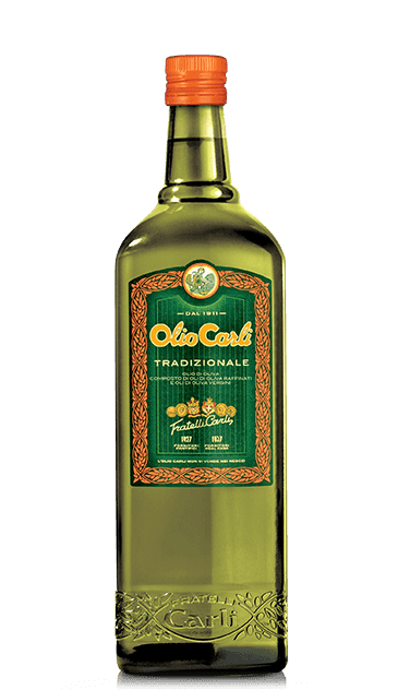 GBS - 6 Bouteilles Huile Olive 0,750